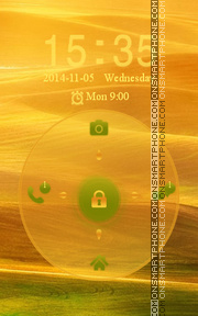 Locker Theme42 theme screenshot