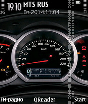 Grand-Vitara theme screenshot