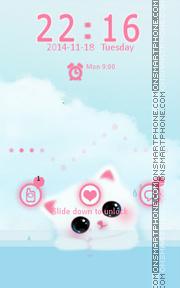 Скриншот темы Locker Theme59