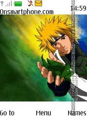 Naruto Minato tema screenshot