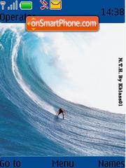 Surfs Up theme screenshot