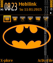 Batman Theme-Screenshot