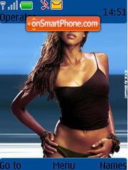 Jessica Alba 19 es el tema de pantalla