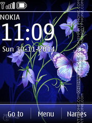 Moth 01 tema screenshot