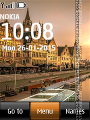 Amsterdam Attractions theme screenshot