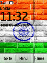 Republic Day In India theme screenshot