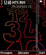 Скриншот темы 12-34