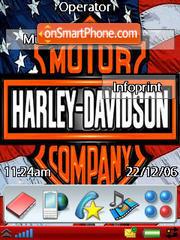 Harley 2 Rd M600i es el tema de pantalla