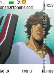 Bleach Chad tema screenshot