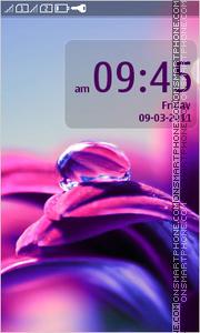 Drops 03 Theme-Screenshot
