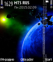 Star Light es el tema de pantalla