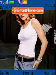 Madonna 05 theme screenshot