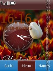 Tulip tema screenshot