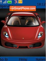 Ferrari 2009 theme screenshot