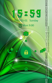 Locker Theme82 theme screenshot