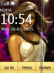 Скриншот темы Priyanka Chopra 11