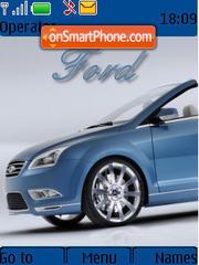 Скриншот темы Ford 02