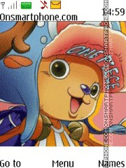 Tony Tony Chopper theme screenshot