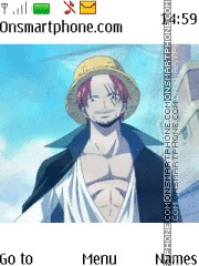 Shanks theme screenshot