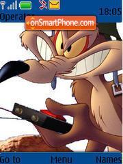 Wylie Coyote theme screenshot