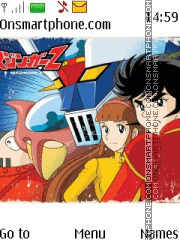 Mazinger Z theme screenshot
