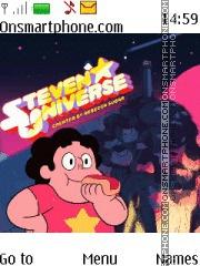 Steven Universe tema screenshot