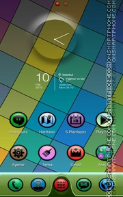 Colormatic tema screenshot