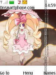 Nui Harime Kill la Kill theme screenshot