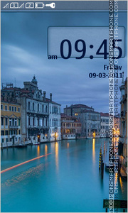 Italy, Venice Theme-Screenshot