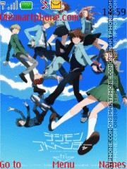 Digimon Adventure Tri theme screenshot