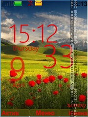 Poppies Theme-Screenshot