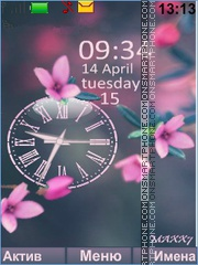 Tenderness theme screenshot