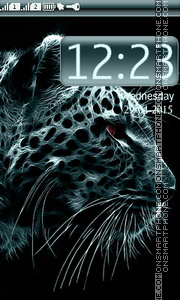 Leopard2 tema screenshot