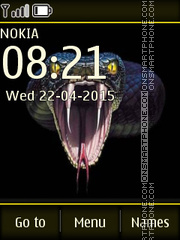 Cobra 03 theme screenshot