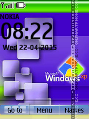 Win Xp Colours theme screenshot