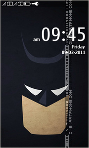 Batman 15 tema screenshot