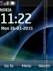 Vista Style 01 theme screenshot