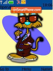 Cool Cat theme screenshot