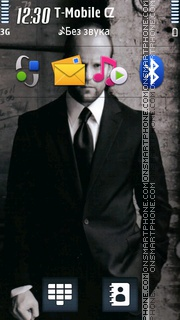 Jason Statham 04 theme screenshot