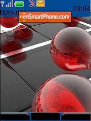 Balls 02 theme screenshot