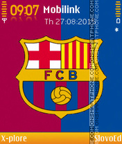 FCB theme screenshot