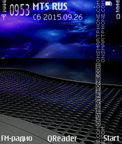 Techno-View theme screenshot