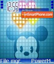 Mickey Mouse 04 theme screenshot