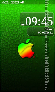 Apple 29 theme screenshot