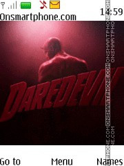 Daredevil Theme-Screenshot