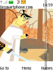 Samurai Jack Theme-Screenshot