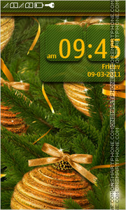 Golden balls 02 tema screenshot