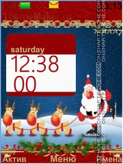 New Years is soon tema screenshot