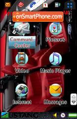 Mustang GT es el tema de pantalla