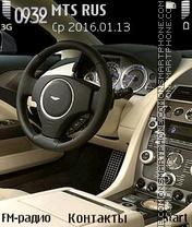 Aston-Martin es el tema de pantalla
